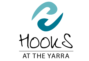Hooks at the Yarra